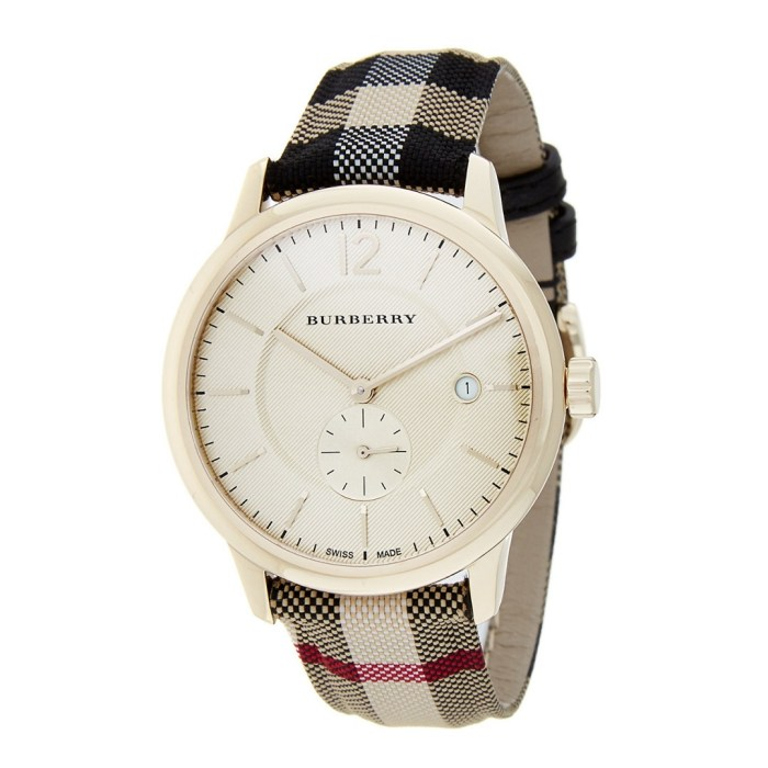 Burberry Unisex Swiss Watch