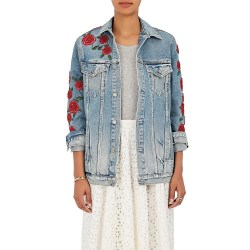 GRLFRND Embellished Denim Jacket