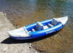 Solstice Rogue Inflatable Kayak