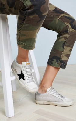 Golden Goose Superstar Womens Sneakers