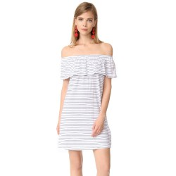 SUNDRY Off Shoulder Dress
