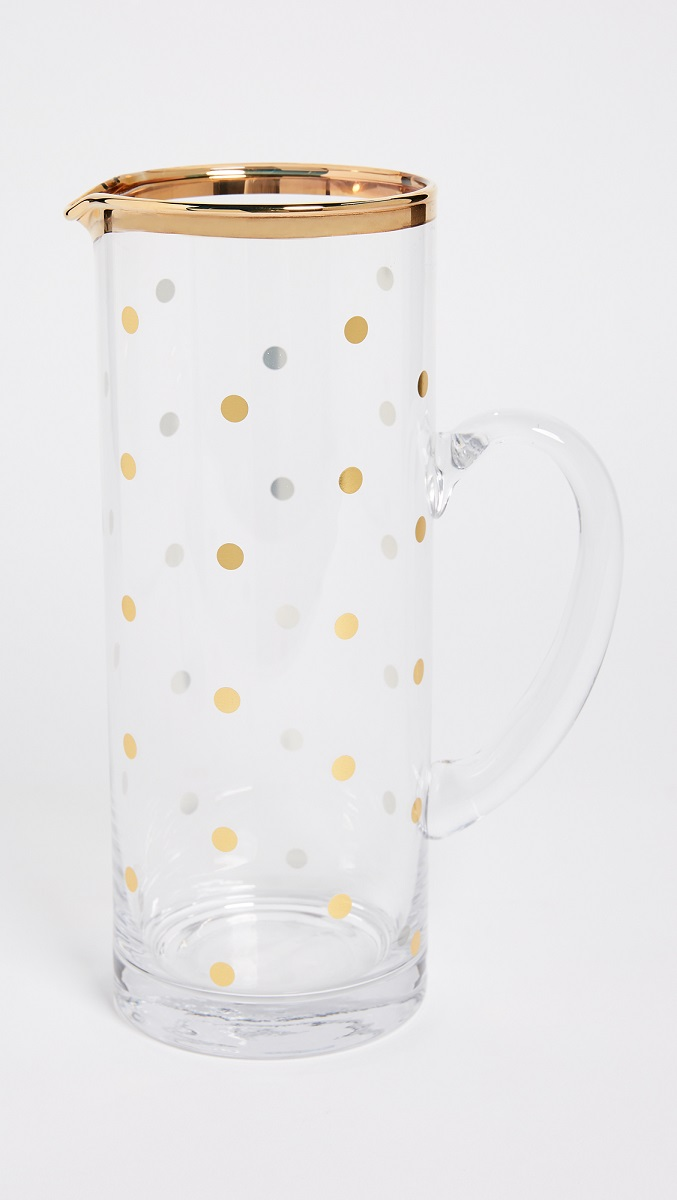 Gift Boutique Dot Pitcher Malibu Mart