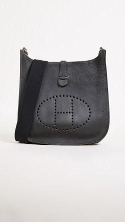 Hermes Buffalo Evelyne Bag