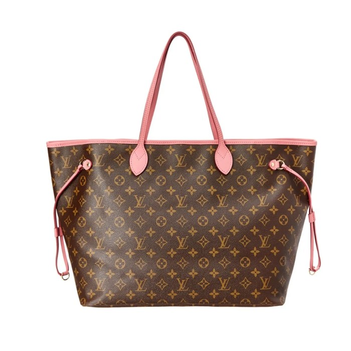 Louis Vuitton Limited Edition Pink Ikat Flower Monogram Canvas Neverfull Gm Bag