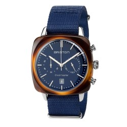 Briston Clubmaster Vintage Acetate Chronograph Mens Watch