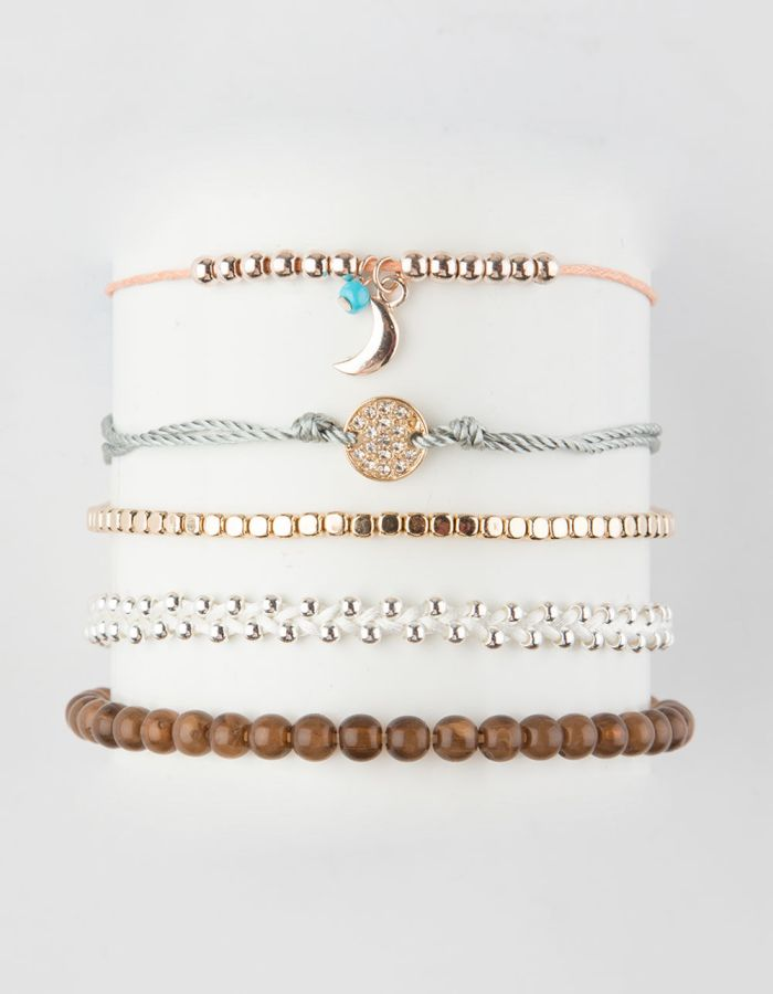9 New Womens Necklaces and Bracelets Under $10