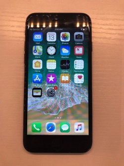 Apple iPhone 7 – 128GB Great Condition Jet Black (Factory Unlocked)