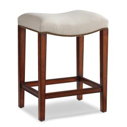 Calais Counter Height Backless Bar Stool (26″H seat)