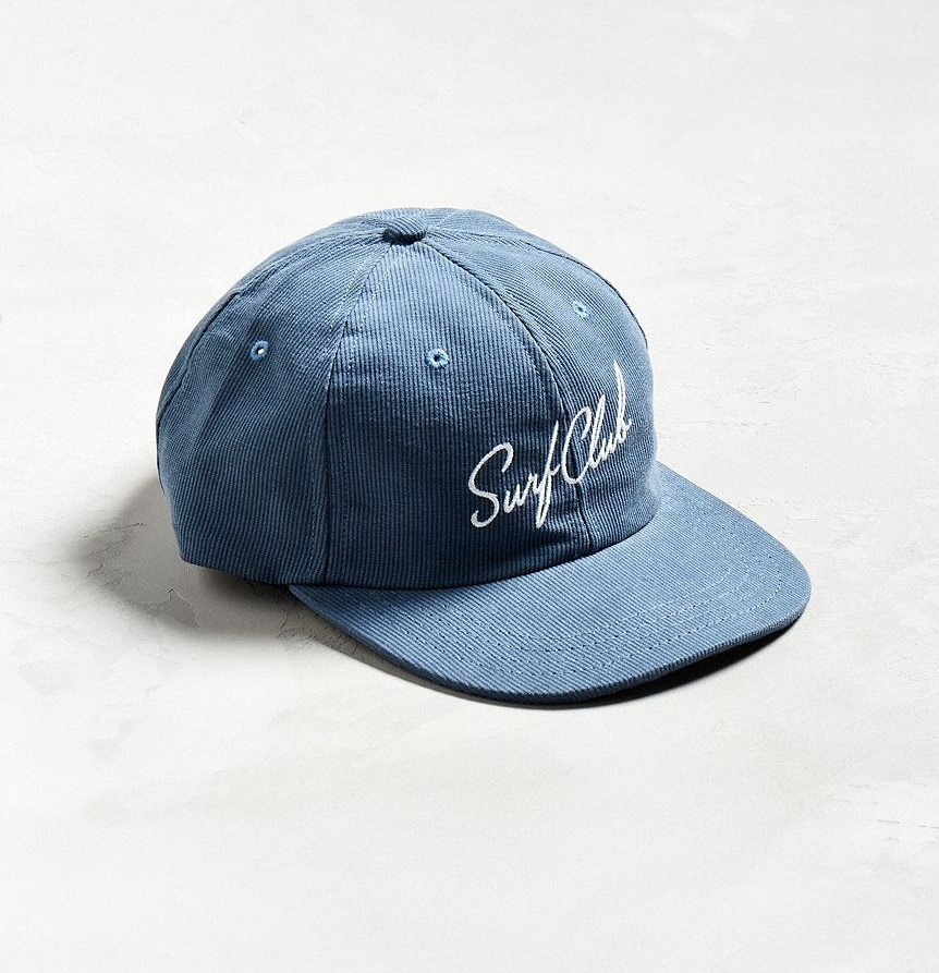 Oakland Surf Club New Wave Baseball Hat  963d96c14f94