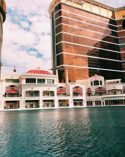 Wynn Palace Macau Luxury Hotel in China