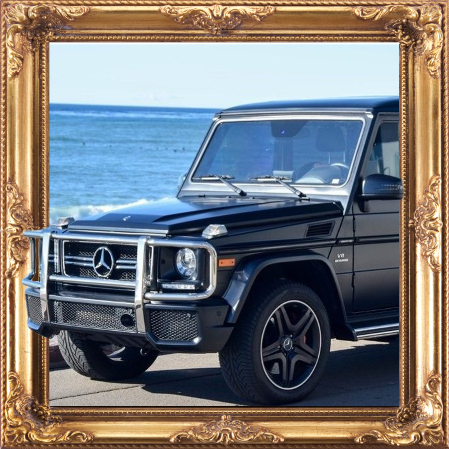 2017 Mercedes-Benz G-Class G 63 AMG Luxury SUV