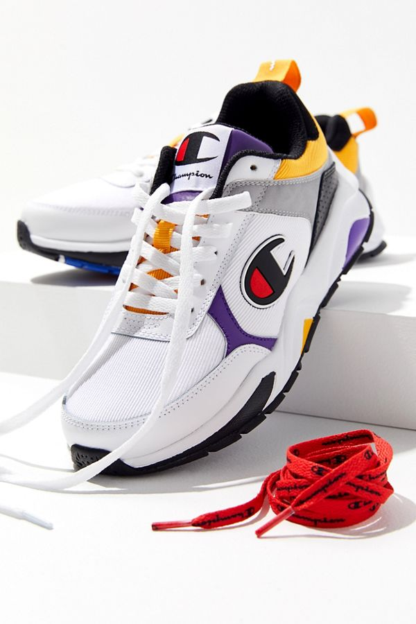 e2701effc Champion 93Eighteen Colorblock Womens Sneakers