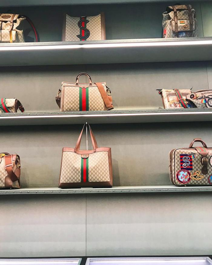 The world of GUCCI Ophidia bags – Rodeo Drive Store in Beverly Hills