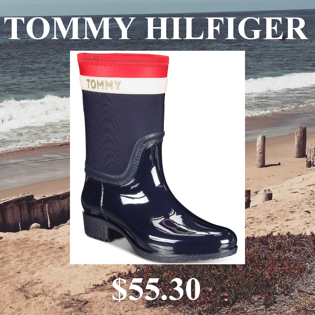 Tommy Hilfiger Float Womens Rain Boots