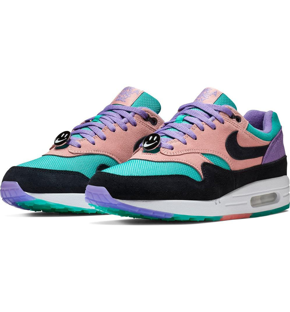 NIKE Air Max 1 Have a Nike Day Sneakers