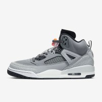 Jordan Spizike Cool Grey/Wolf Grey - Mens Shoes - Nike