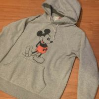 SUPREME Disney Mickey Mouse 2009 Men's Graphic Hoodie Sweatshirt, Size Medium