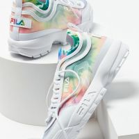 FILA UO Exclusive Disruptor 2 Sock Sneakers