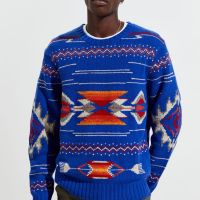 Polo Ralph Lauren Southwestern Crew Neck Sweater