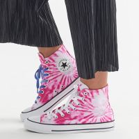 Converse Chuck Taylor All Star Tie-Dye High Top Sneakers - NEW - Womens Shoes - Free Shipping