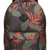 Herschel Supply Co. Heritage Dark Olive Palm Backpack - Back to School - Womens Backpacks