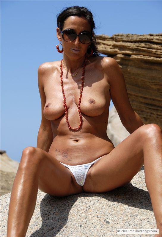 MalibuStringscom Bikini Competition  Barbara  Gallery 3
