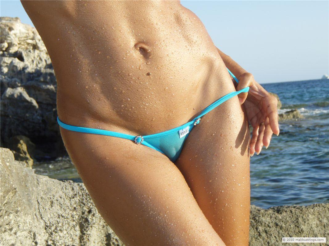 MalibuStringscom Bikini Competition  Monica  Gallery 4