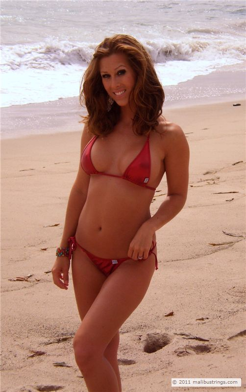 MalibuStringscom Bikini Competition  Becky  Gallery 1