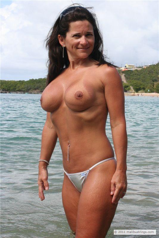 MalibuStringscom Bikini Competition  Debbie B  Gallery 1