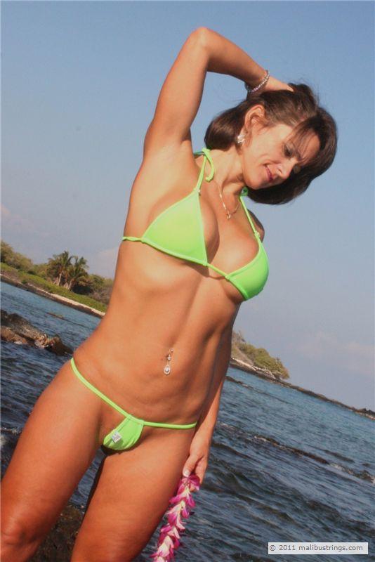 MalibuStringscom Bikini Competition  Debbie B  Gallery 2