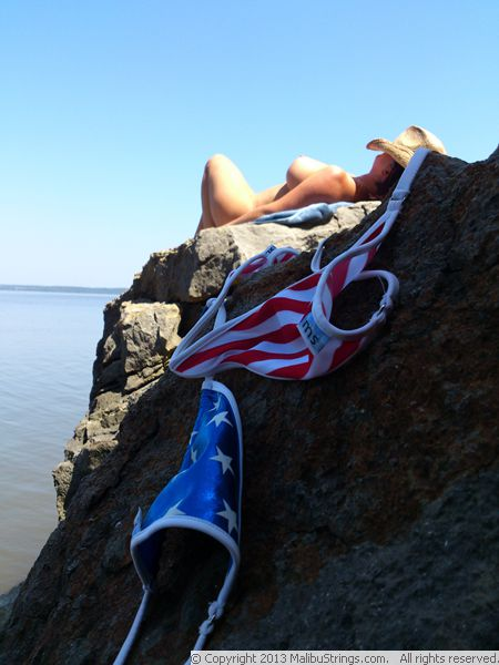 MalibuStringscom Bikini Competition  Amanda M  Gallery 1