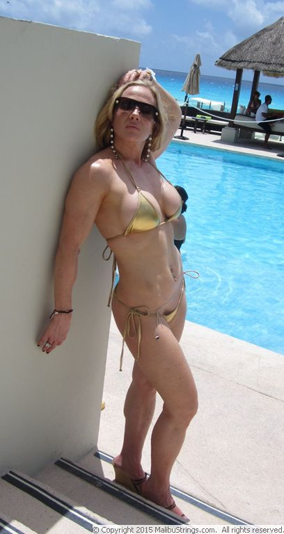 MalibuStringscom Bikini Competition  Becky D  Gallery 1