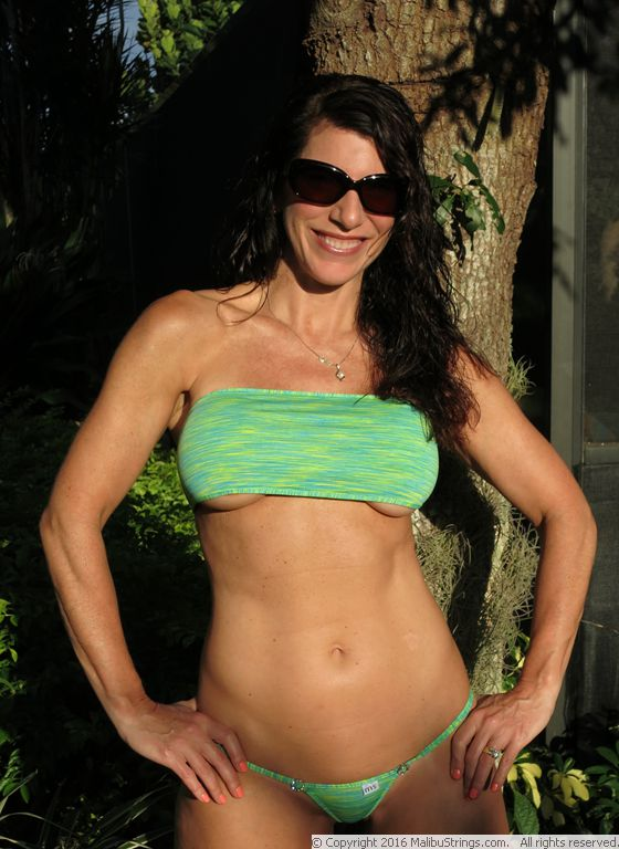 MalibuStringscom Bikini Competition  Laurie G  Gallery 1