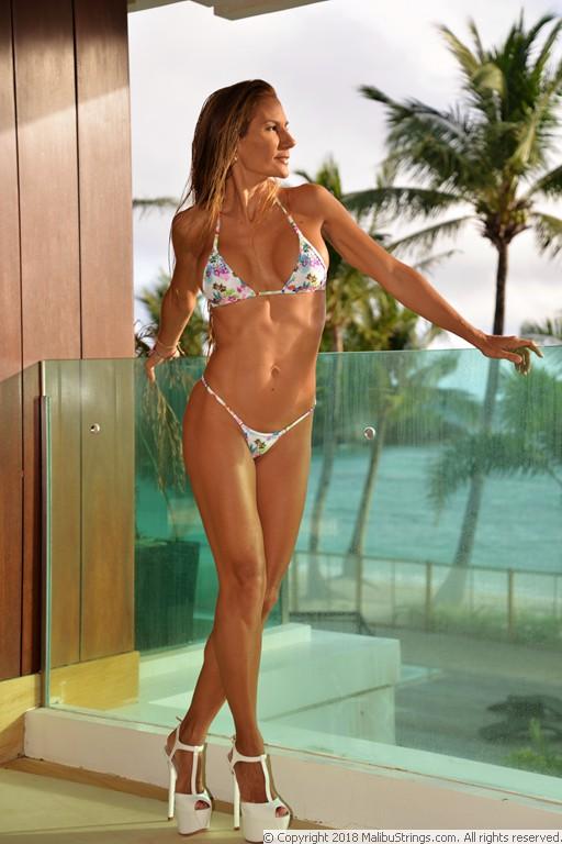 MalibuStringscom Bikini Competition  Monica  Gallery 1