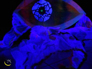 Malice's Craftland - uv decoration - flower - eye 09