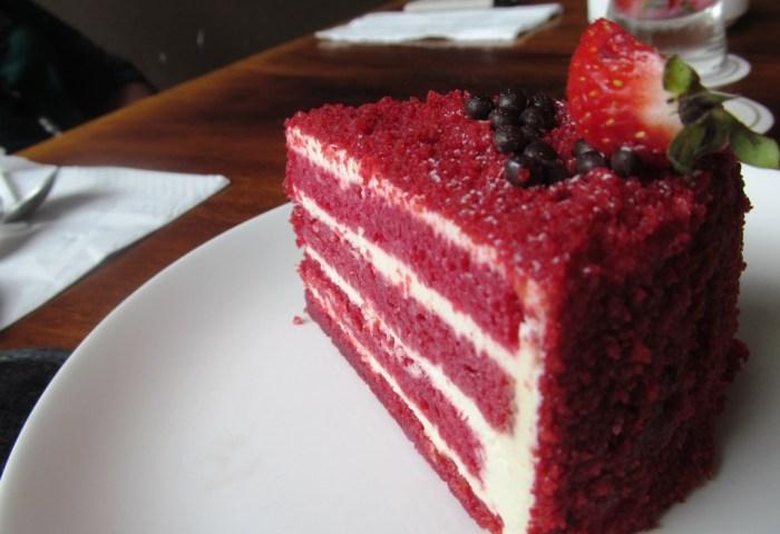 The Harvest Red Velvet Portion Cake Malicemrc