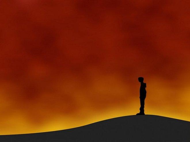 Usamljeni dečak