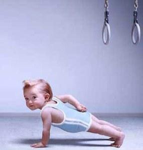 Тренинзи снаге код малих спортиста
