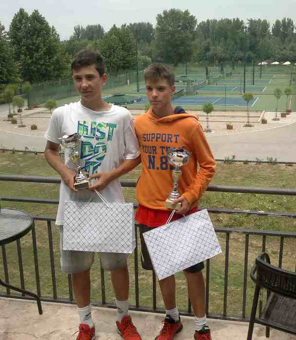 Luka Rusmir i Filip Petrović