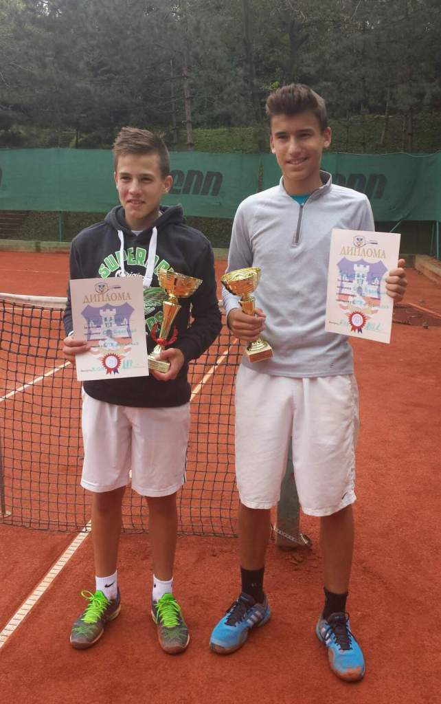 Viktor Jović i Stefan Kalafatić
