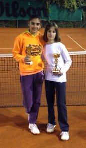 ОП Чачка, ТК Tennis Point, девојчице 12 година, III категорија, 02-03.11.14.