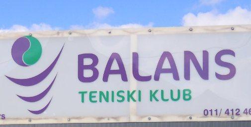 Teniski klub Balans Zemun, Altina