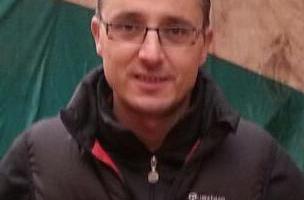 Ivan Petković, teniski trener i vlasnik TK Haron