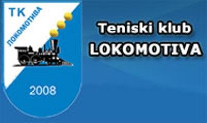 Teniski klub Lokomotiva Beograd, Železnik