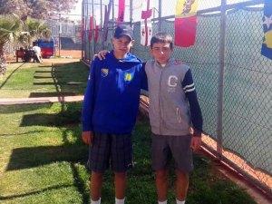 Вања Добрњац освојио TE U14 турнир у Анталији