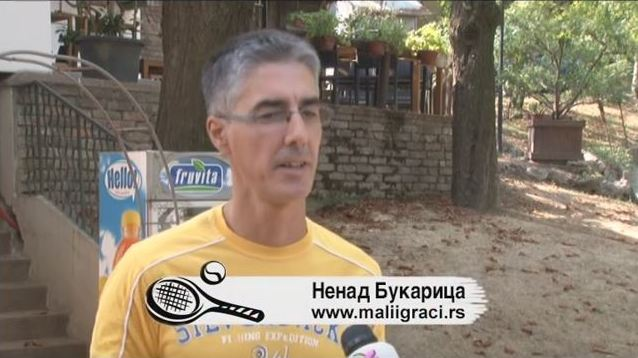 Nenad Bukarica, Emisija Reket na Sos kanalu