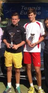 Виктор Јовић освојио Nicosia Field Club TE U14 турнир у Никозији
