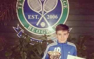 Mihajlo Lasica, Teniski klub Privilege Beograd