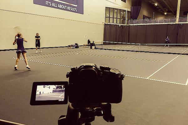 Regrutovanje tenisera za koledž, teniski koledž, teniski skauting