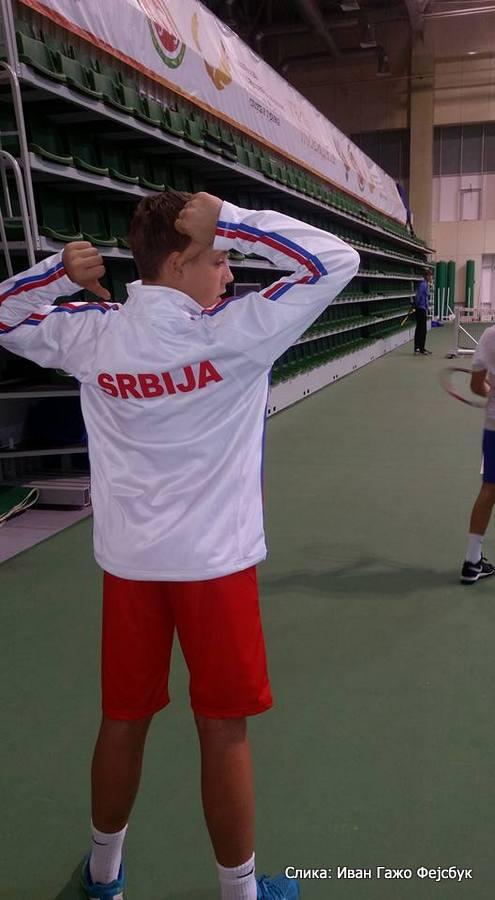 Hamad Međedović, Tennis Europe Winter Cups by HEAD